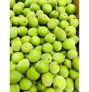 Fresh Green Ume (Plum) 500G / 青梅